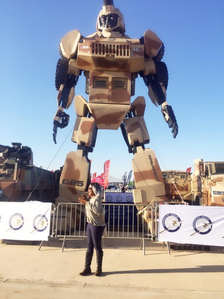 Transformer Airlink Adrenaline Show